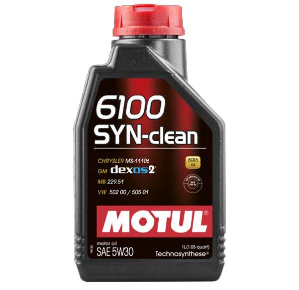MOTUL 6100 SYN-CLEAN 5W30 5L