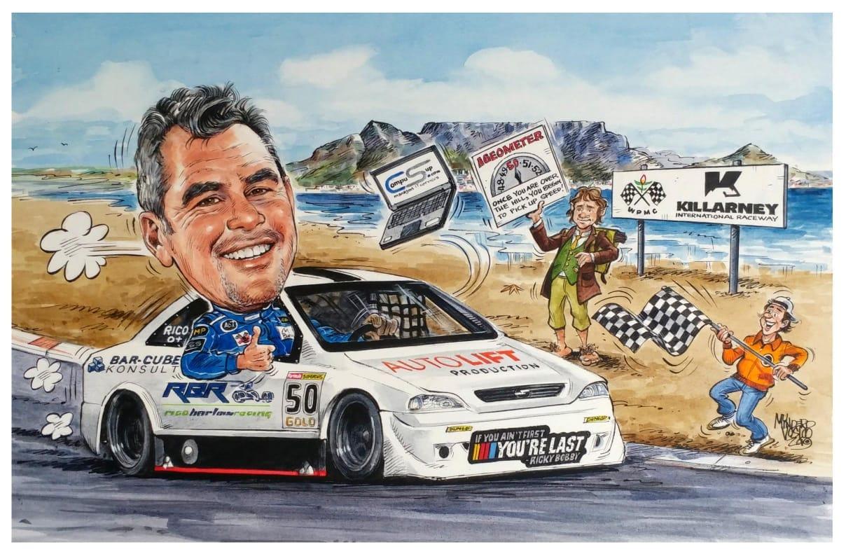 Rico Barlow Racing