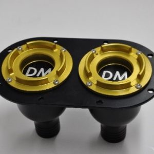 DM Refuelling Valve SET – Remote Version