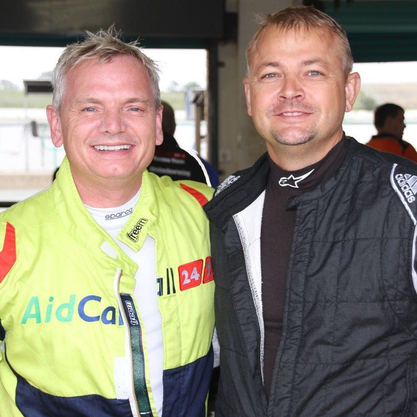 Nick Adcock & Michael Jensen